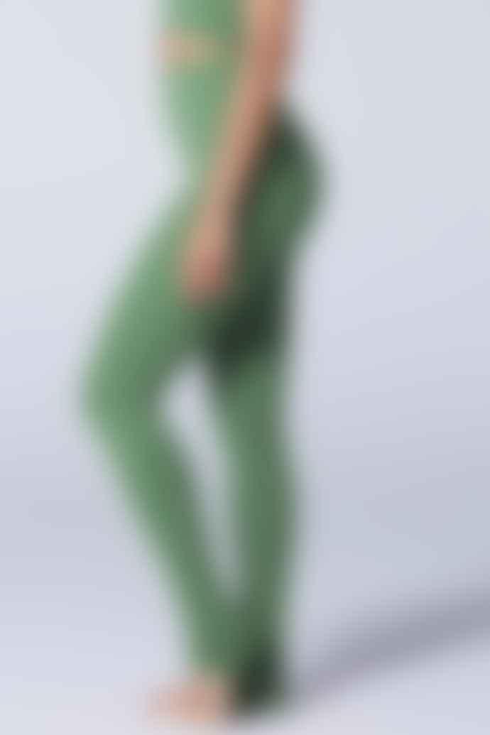 Believe Athletics Pantalones Flow Legging Verde Oliva