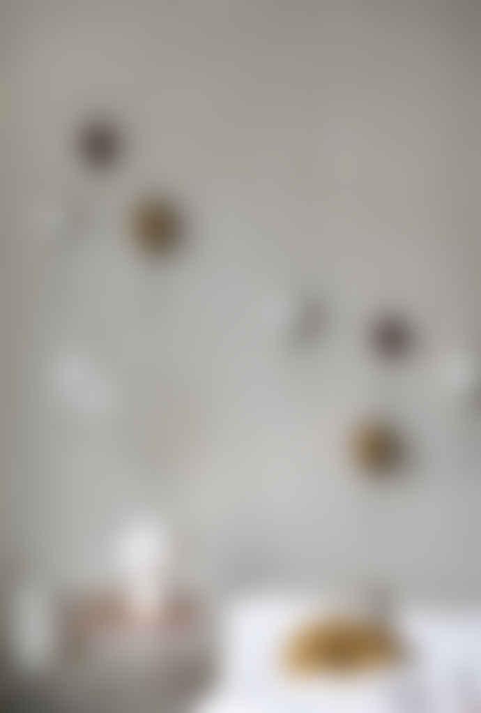 ByOn White Balloon Wall Ornament