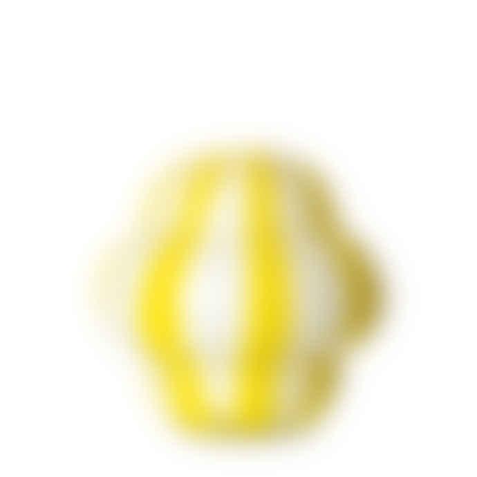 ByOn Curlie Yellow Vase