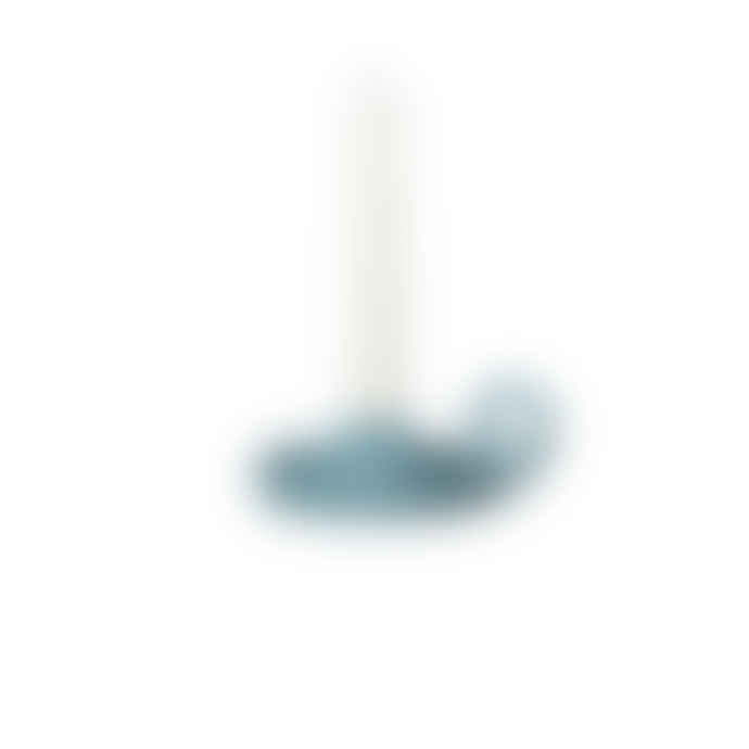 ByOn Ruby Light Blue Candle Holder