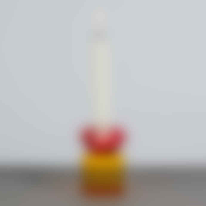 ByOn Rinah Glass Candle Holder