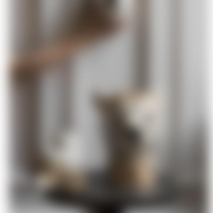 ByOn Cheetah Head Vase