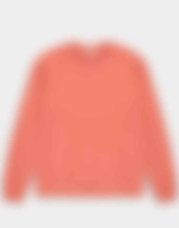 CLOSED Sweat Coton Bio - Grapefruit
