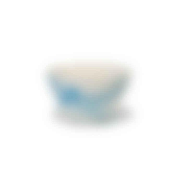 Ali Tomlin Blue Splash Porcelain Bowl