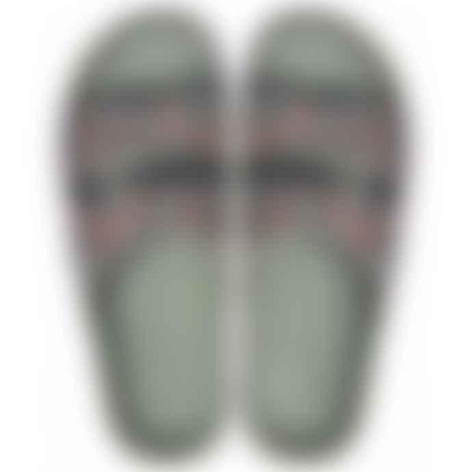 Cacatoes Dark Green Amazonia Sandals