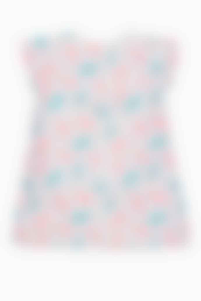 Sunuva Sunuva Feathers Kaftan Dress