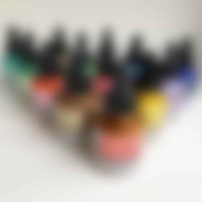 Meticulous Ink Dr Ph Martins Iridescent Calligraphy Ink