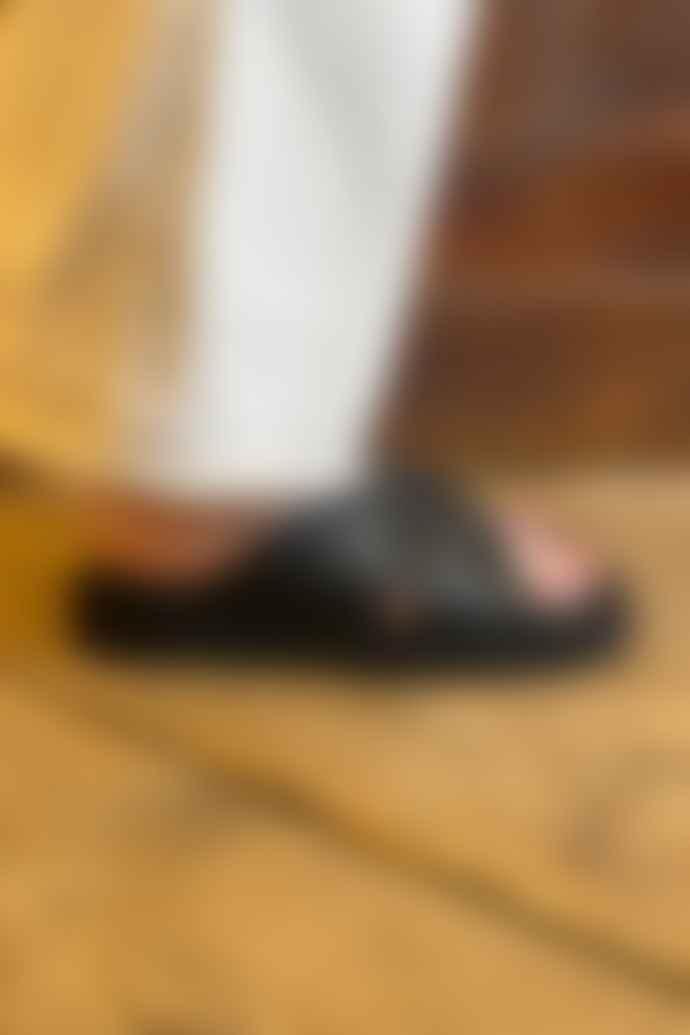 Shoe The Bear Astrid Black Mule Sandals