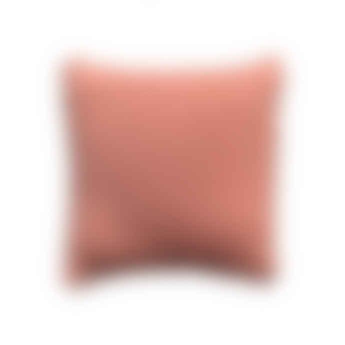 Goods of May Small Orange Sidney Cushion