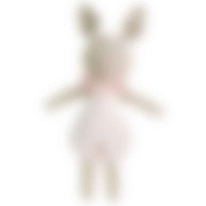 Alimrose 30cm Spot Pink Rosie Bunny Toy