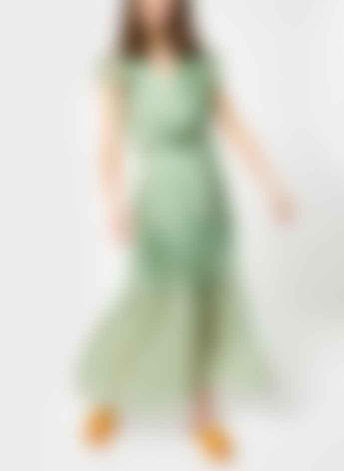 Grace & Mila Green Clara Dress