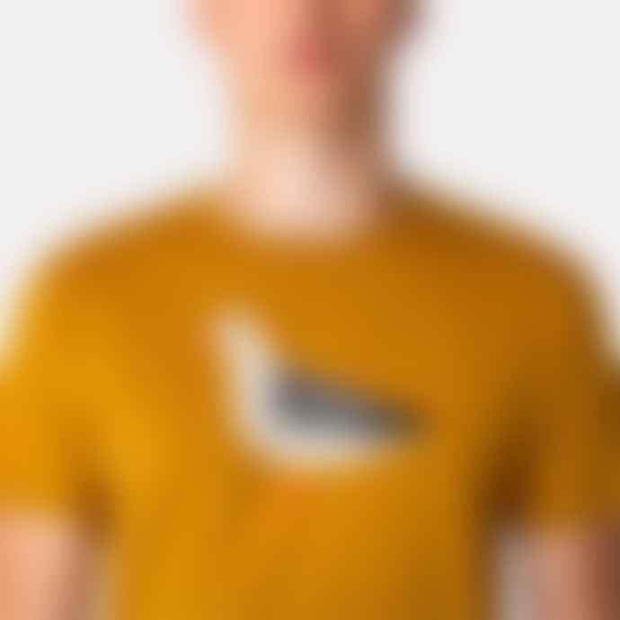 RVLT Revolution 1214 Sea T Shirt Yellow