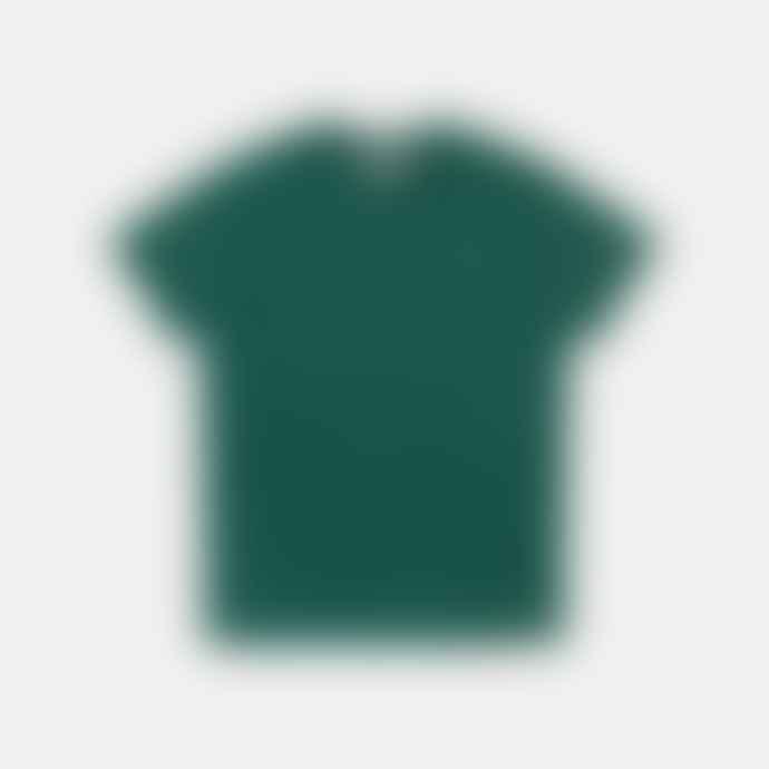 RVLT Revolution 1213 Sea T Shirt Green