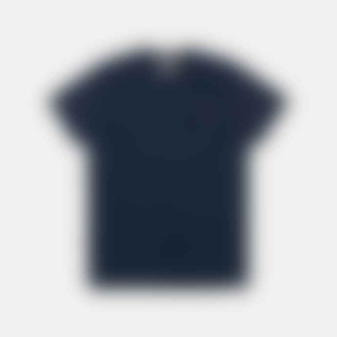 RVLT Revolution 1213 Bom T Shirt Navy