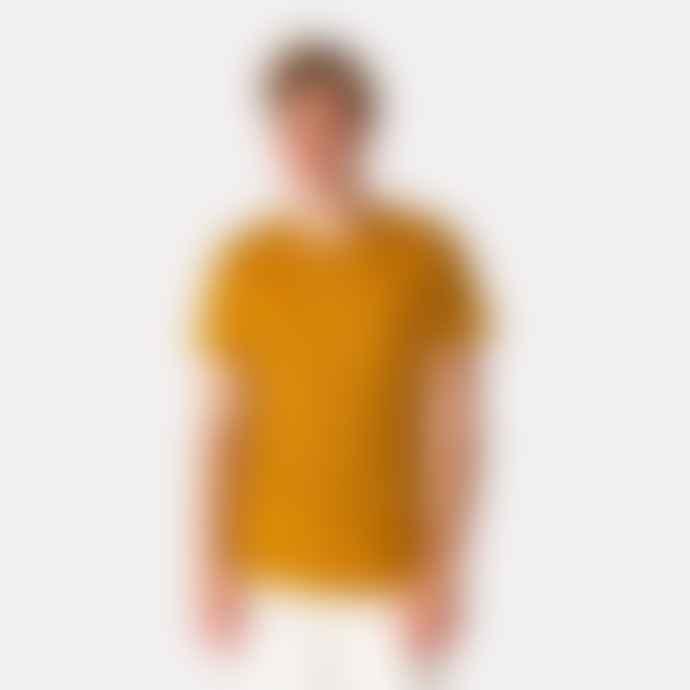 RVLT Revolution 1213 Bom T Shirt Yellow