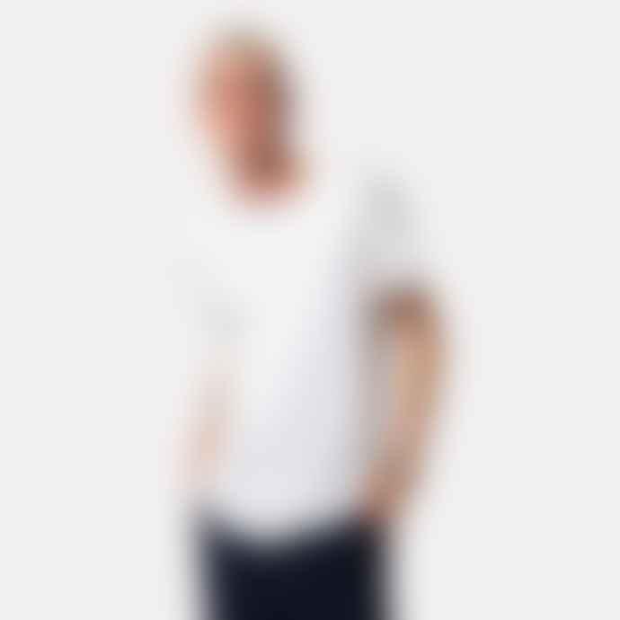 RVLT Revolution 1211 Pap T Shirt White