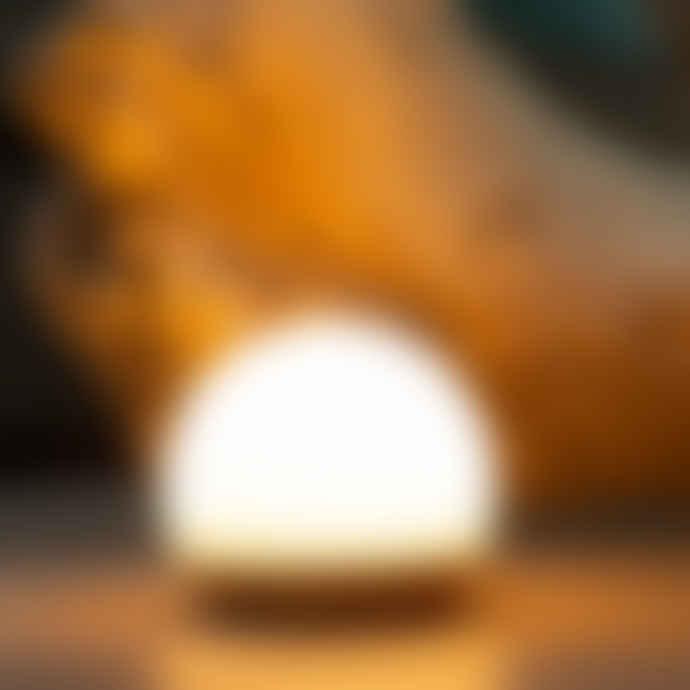 Spring Copenhagen Snowball USB Rechargeable Lamp Small