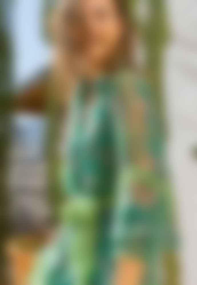 Miss June Shaniya Dress In Green A 76