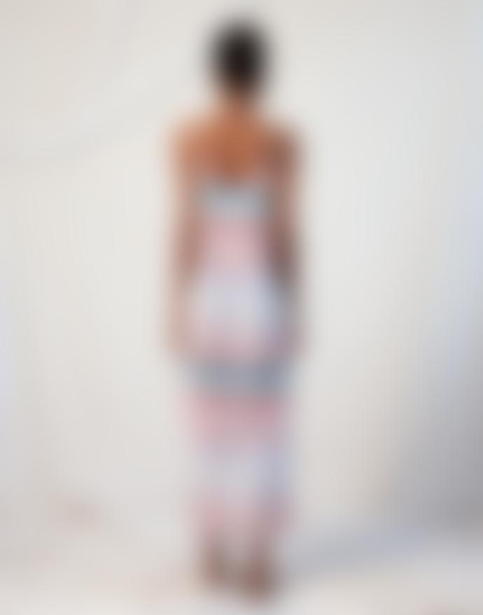 Jessica Russell Flint Okapi Happy Slip Dress