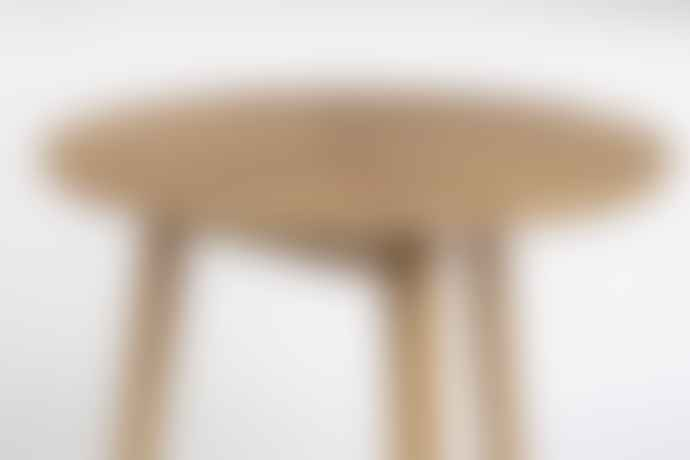 Zuiver Fabio Round Side Table Natural