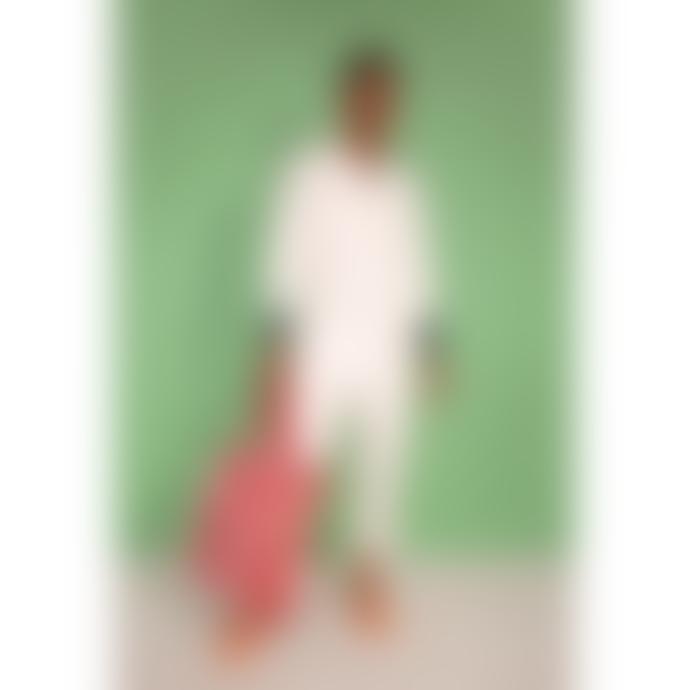 LF Markey Dominic Boilersuit White