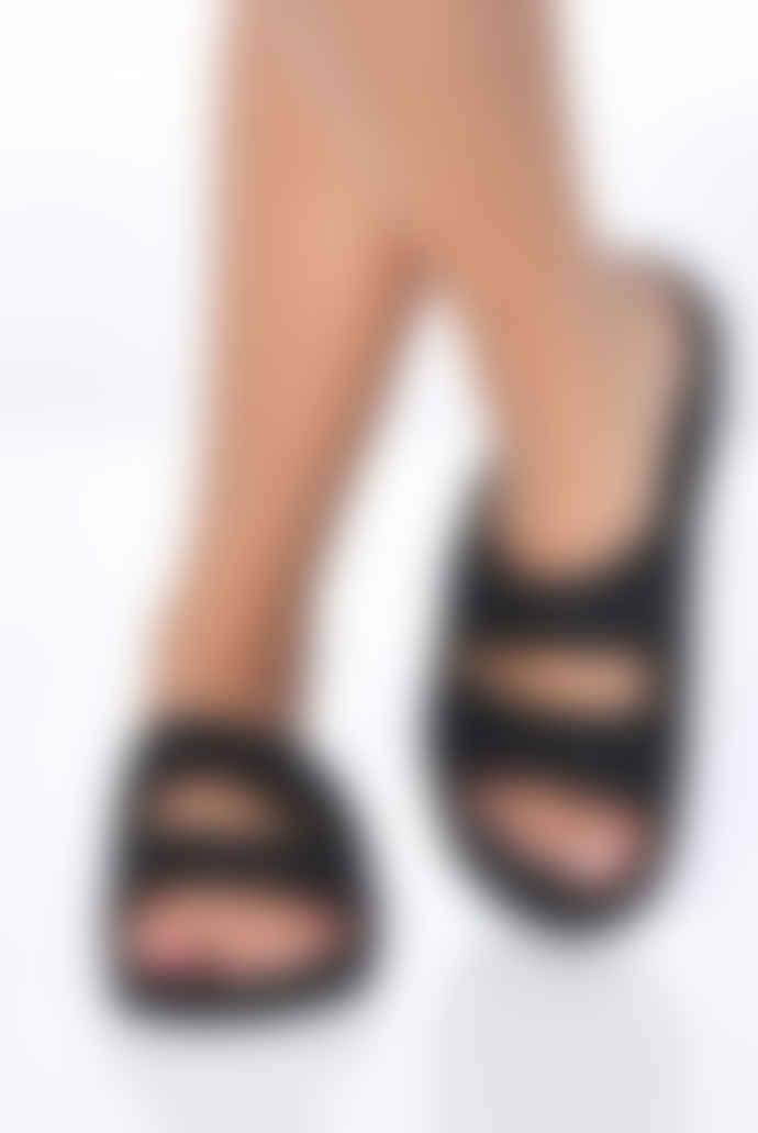Cacatoes Trancoso Sandals Black