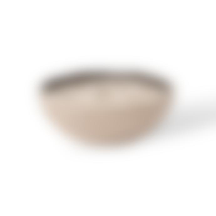 Lindform Straw Vase Sand Medium
