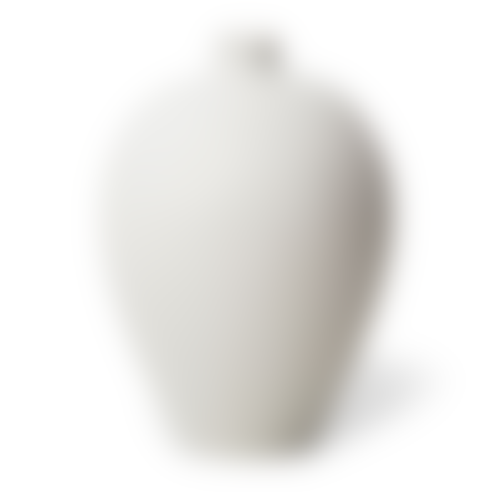 Lindform Ebba Vase Light Matt White Large