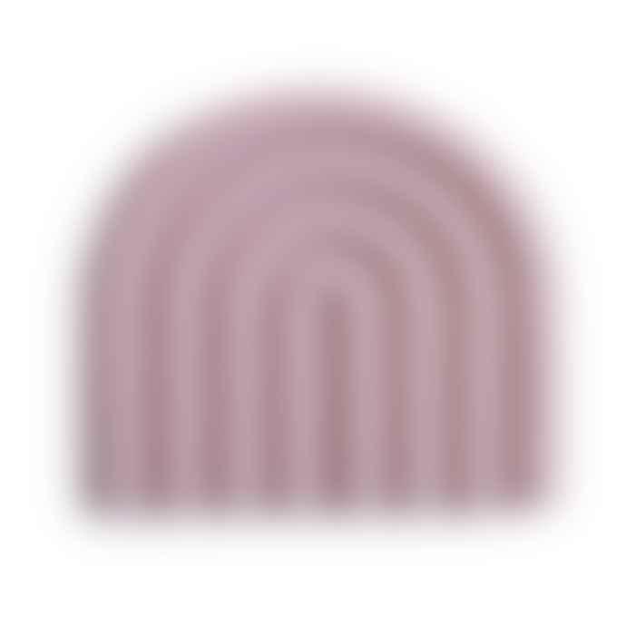Mushie Mordedor Arco Iris Mauve
