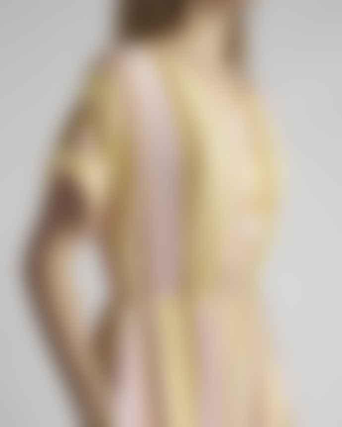 Numph Nucamellia Striped Shirtdress