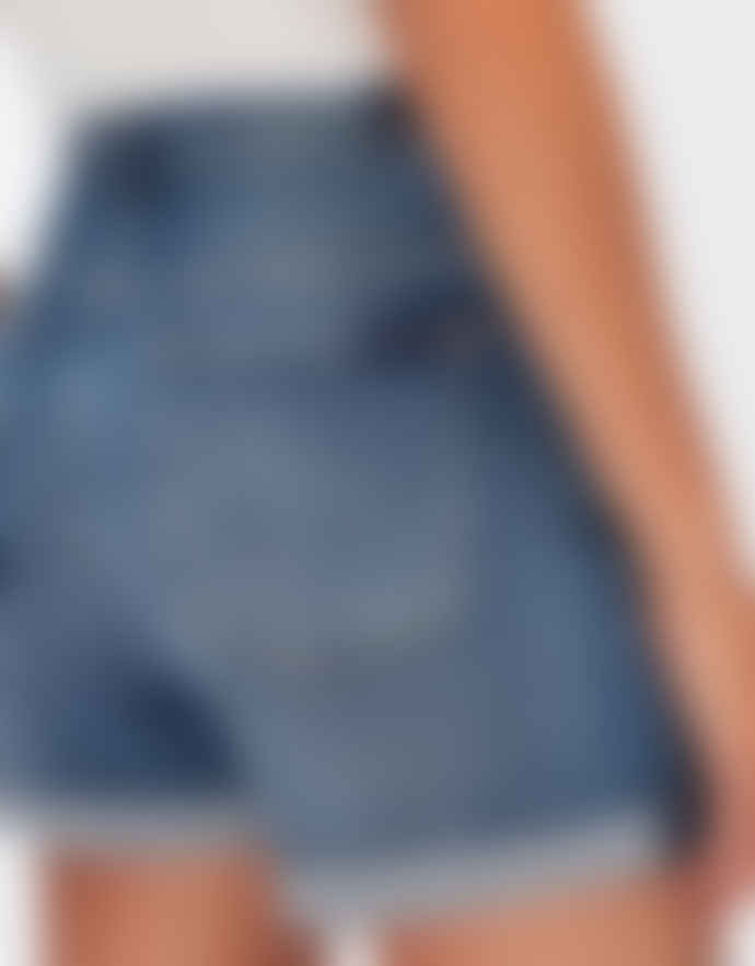 7 For All Mankind Boy Shorts Pier