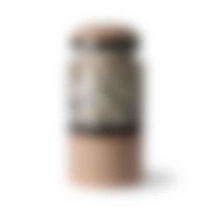 HKliving 70s Ceramics Storage Jar Tropical