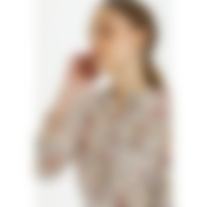 Soaked in Luxury  Kimaya Dress White