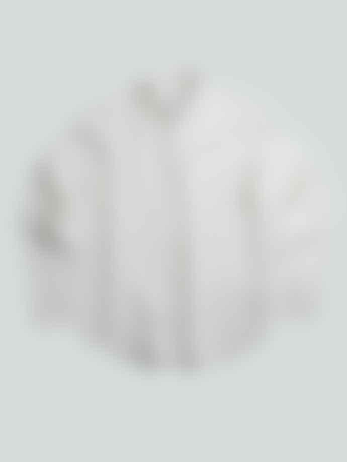 NN07 Levon Shirt In Off White