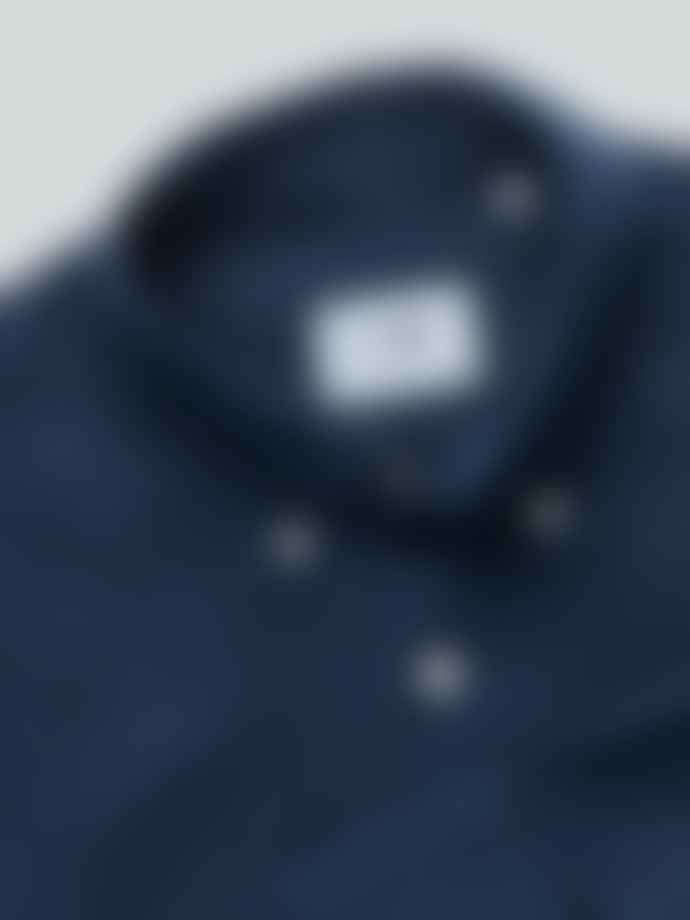 NN07 Levon Shirt In True Blue
