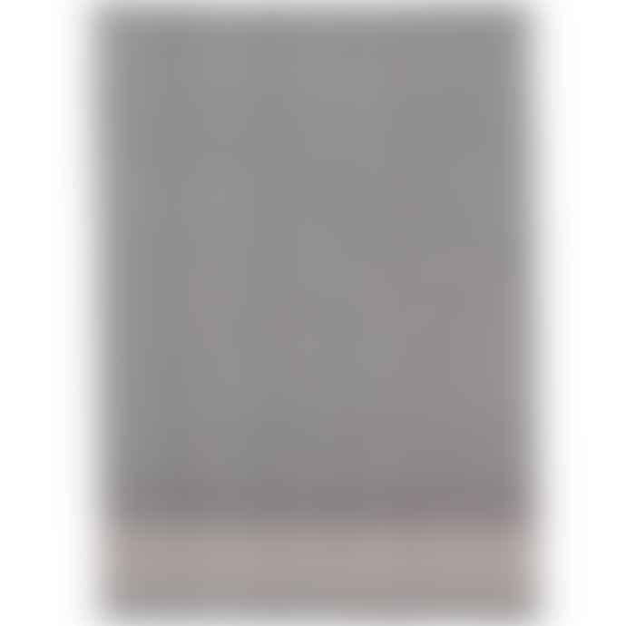 Ferm Living Grain Cotton Tea Towel Grey