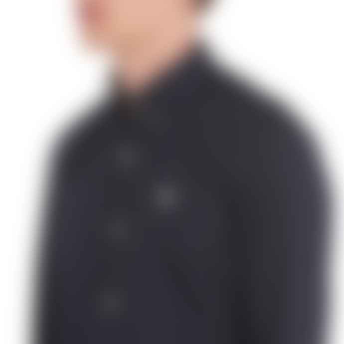 Barbour Beacon Seathwaite Shirt - Navy