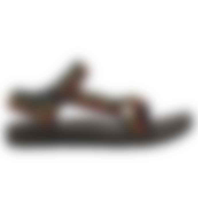 Teva Original Universal Boomerang Pink Sandals Womens