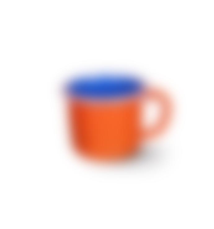 Bornn Enamel Large Colorama Mug