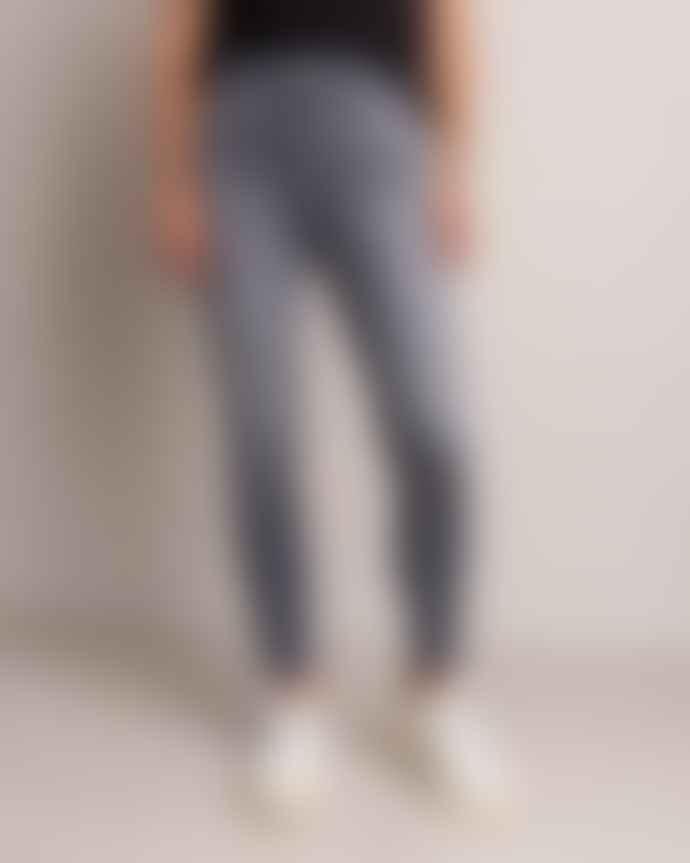 CLOSED Jeans Hose Skinny Pusher Mgy