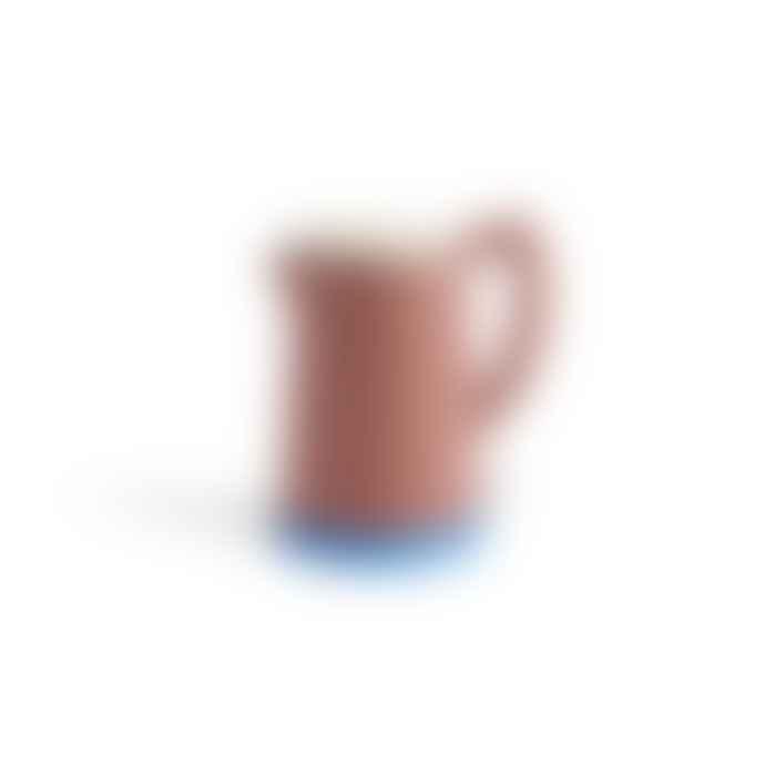 HAY Bouilloire Sowden Terracotta 1 5 L