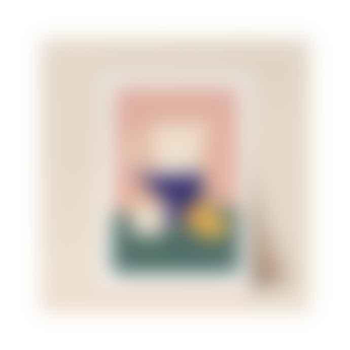 Marie Lou création Affiche Citronnade 2 Format A 3