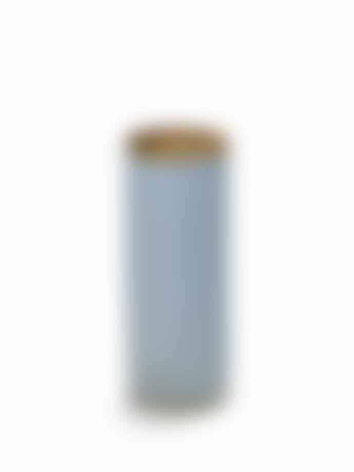 Serax Vase Tube Anita Bleu Fume