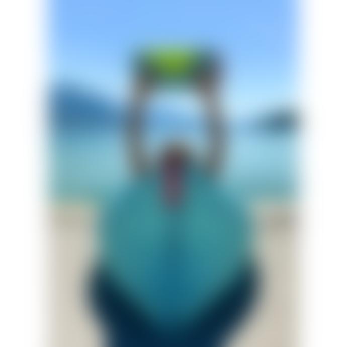 Fatboy Lisboa Turquoise LAMZAC Airbag V3