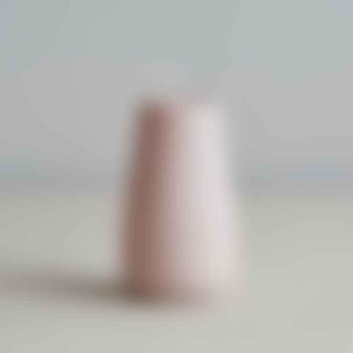 Sue Pryke Eadie Porcelain Vase Pink
