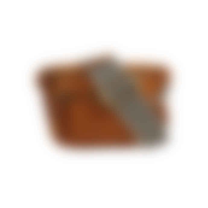 O My Bag  Becks Bum Bag Cognac