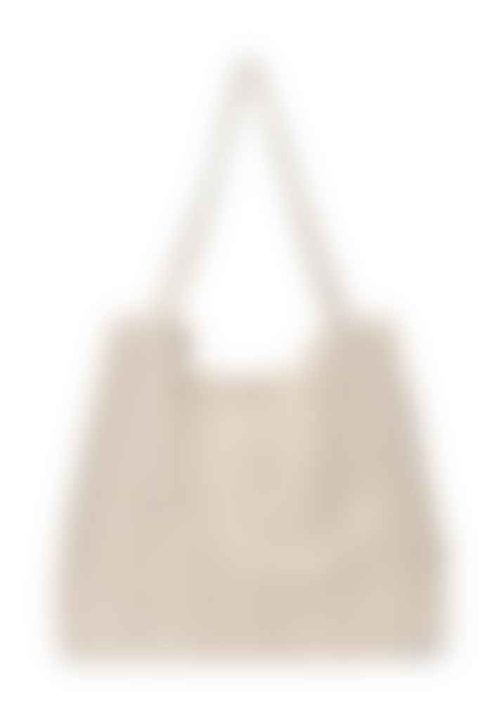 Studio Noos Flora Ecru Mom Bag