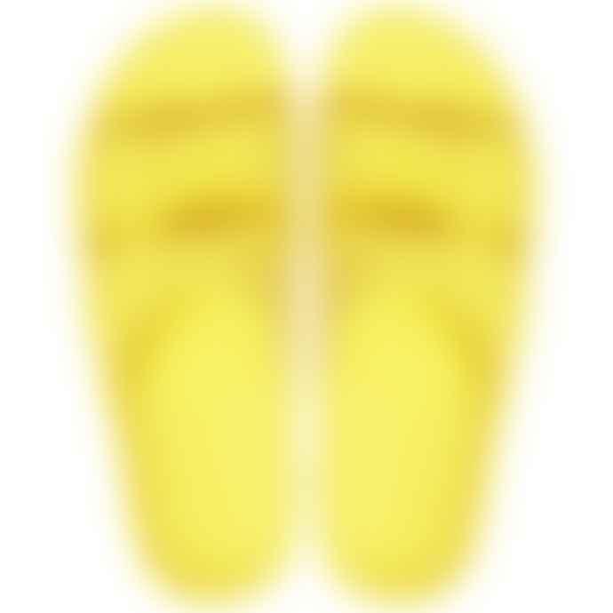 Cacatoes Bahia In Yellow Fluro Sandals