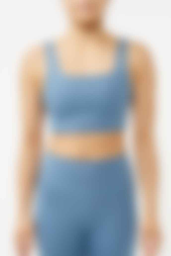 Girlfriend Collective Tommy Square Neck Bra