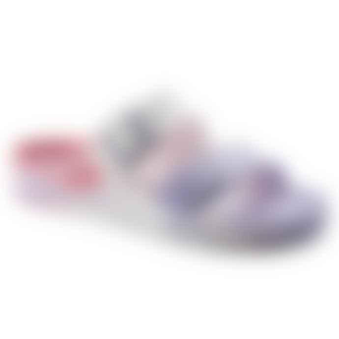 Birkenstock Arizona Eva Sandals Purple Multicolour Fog